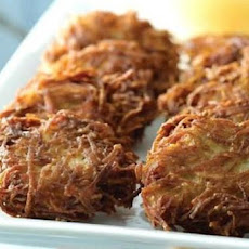 Ww 1 Point Potato and Apple Latkes