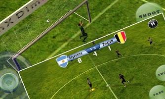 Screenshot of Play Real Football 2014
