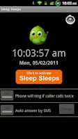 Screenshot of Sleep Sleeps