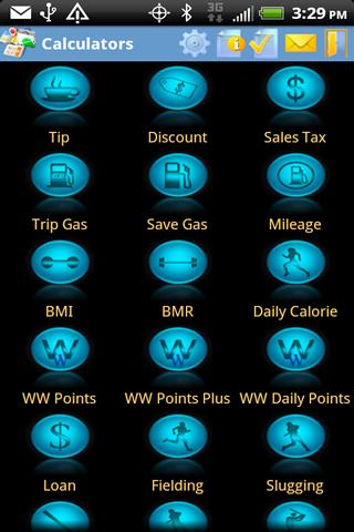 Calculators Pack Lite