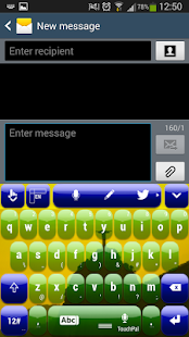 Brazil Keyboard - screenshot