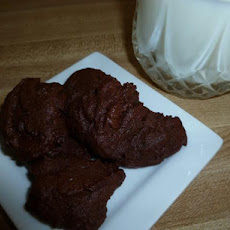 Cayenne Chocolate Cookies