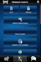 Screenshot of GPS Vehicle Tracking System