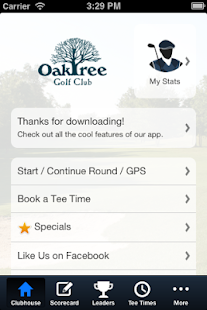 Oaktree Golf Club - screenshot