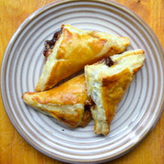 Peanut Butter and Jam Turnovers