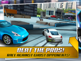 Screenshot of 3D Drift Xtreme Race Simulator