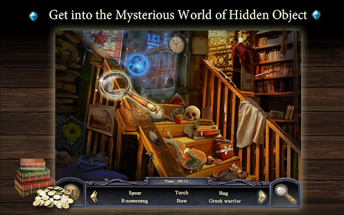 Game Hidden Object Mystery Guardian APK for Windows Phone | Android games and apps