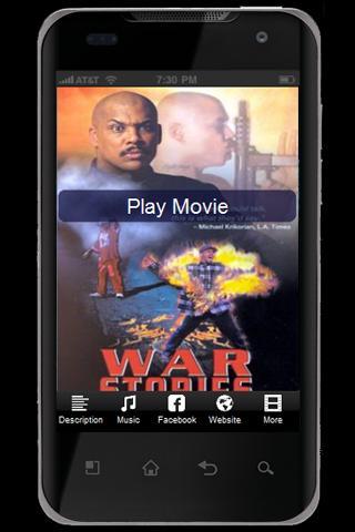 War Stories Movie