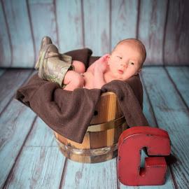 Big Boy by Jessica Smethers - Babies & Children Babies