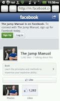 Screenshot of Vertical Jump Bible
