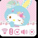 ハローキティ機能制御ウィジェット(KT1) icon