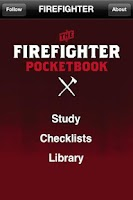 Screenshot of Firefighter Pocketbook