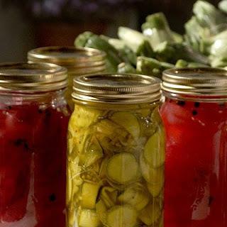 Zucchini Pickles Martha Stewart Recipes