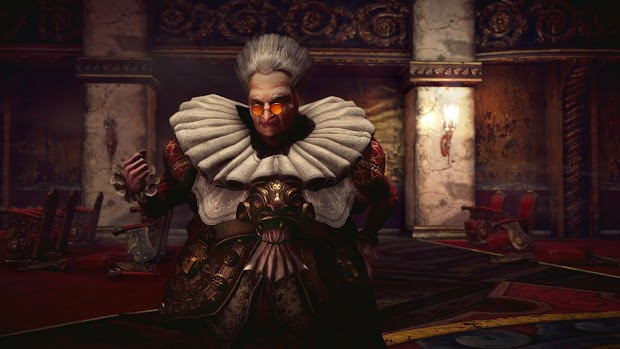 Toymaker makes his return in Castlevania: Lord Of Shadow 2