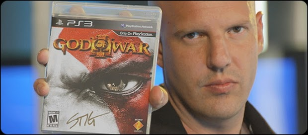 God Of War III director, Stig Asmussen, no longer at  Sony Santa Monica