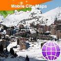 Avoriaz, Morzine, Les Gets Map icon