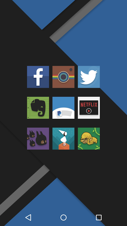 Evo Icon Pack Screenshot 4