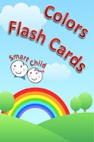 Screenshot of Baby Colors Flash Cards