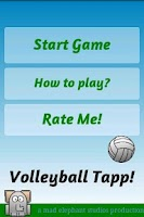 Screenshot of Volleyball Games - Juggle Fun