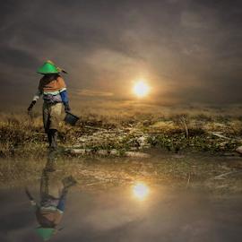 by Tedjo Harjanto - Digital Art People