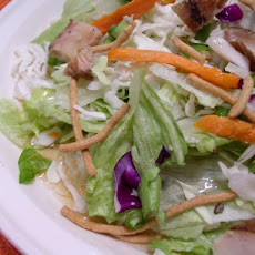 Applebee's Low -Fat Asian Chicken Salad
