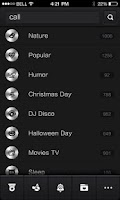 Screenshot of Top DJ Effects Ringtone