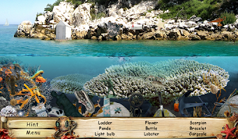 Screenshot of Hidden Object Secrets 3-in-1