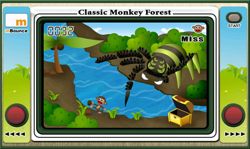Classic Monkey Forest