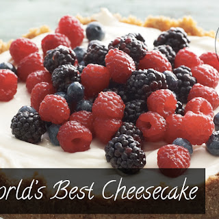 Worlds BEST cheesecake