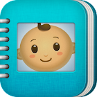 Kidfolio Baby Tracker & Book icon