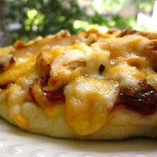 The Easiest BBQ Chicken Pizza Ever