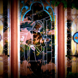 by Pam Satterfield Manning - Artistic Objects Glass ( patterns, other, window, artistic, artistic objects, stained glass,  )