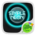 Download Simple Neon Keyboard APK