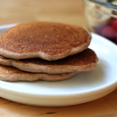 Whole Grain-Buttermilk Pancakes