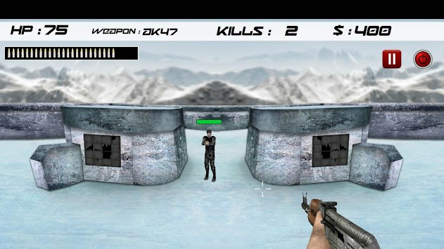 Army Shooting Games APK screenshot thumbnail 3