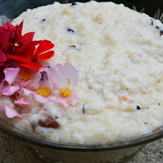 Nepalese Coconut Rice Pudding