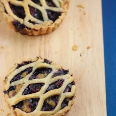 Blueberry Brown Butter Tarts