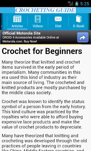Crocheting Guide