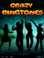 Screenshot of Crazy Ringtones