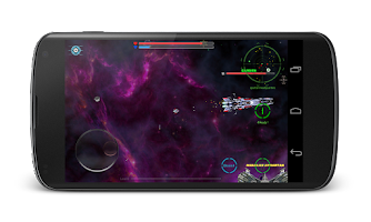 Screenshot of Space corsair