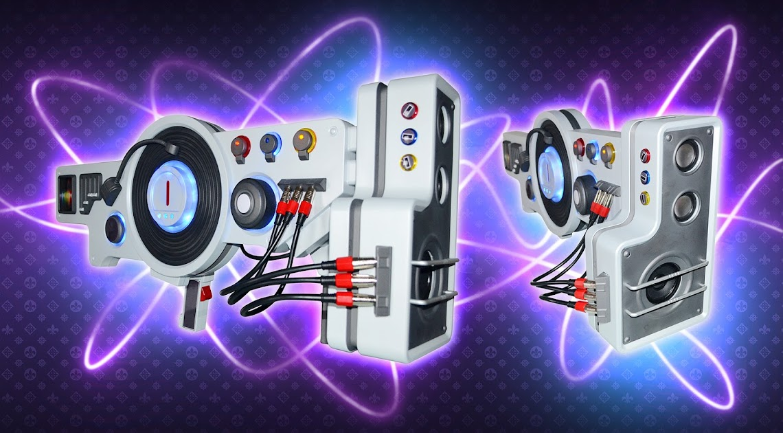 Deep Silver introduces a working replica of Saints Row IV's Dubstep gun