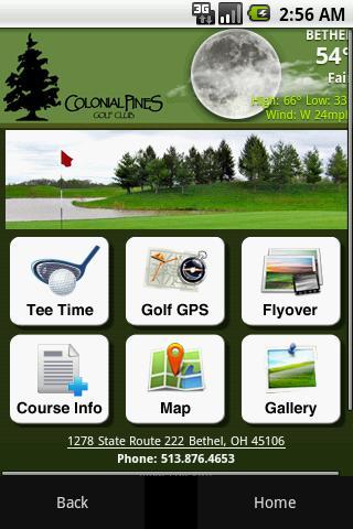 Colonial Pines Golf Club