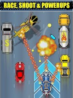 Screenshot of Road Riot Combat Racing -Tango