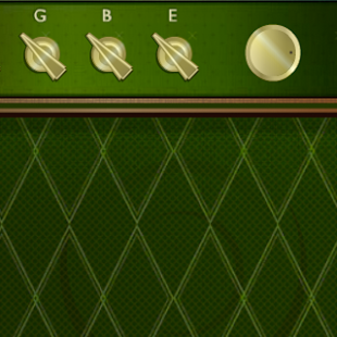 Acoustic Guitar Tuner - screenshot
