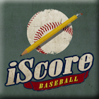 iScore Baseball/Softball icon
