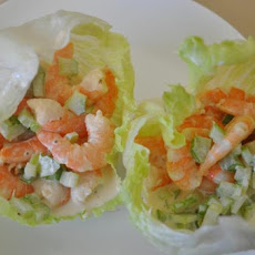 Old Bay Shrimp Salad