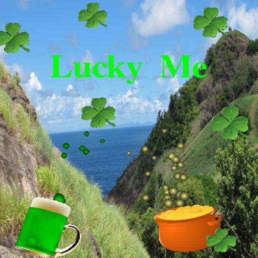個人化必備App Lucky Me, St Patricks LWP LOGO-綠色工廠好玩App