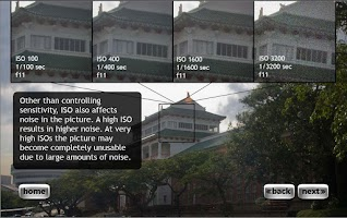 Screenshot of EoP: Photography Tips Tutorial