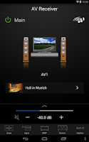 Screenshot of AV CONTROLLER