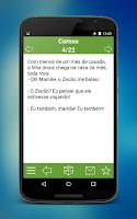 Screenshot of Piadas Brasil